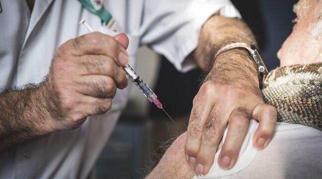 Deux millions de rendez-vous de vaccination auraient été pris sur Doctolib