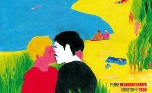 "L'Affiche du film ""L'Inconnu du lac"""