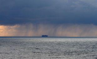 Les migrants ont été ont été interceptés dans la nuit de samedi à dimanche au large de Boulogne-sur-Mer (illustration)