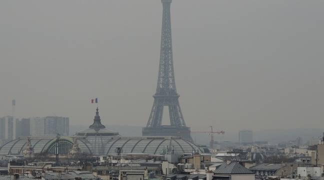 ile de france 1 5 million de franciliens restent tr s expos s la pollution. Black Bedroom Furniture Sets. Home Design Ideas
