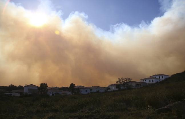 Tempête Ciara: Inquiétude autour de plusieurs incendies en Corse