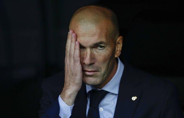 Real Madrid: Zidane a vu face à Bruges «les pires 45 premières minutes depuis [qu'il est] entraîneur»