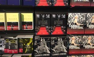Un rayon bien garni à Cannes