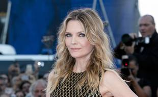 L'actrice Michelle Pfeiffer