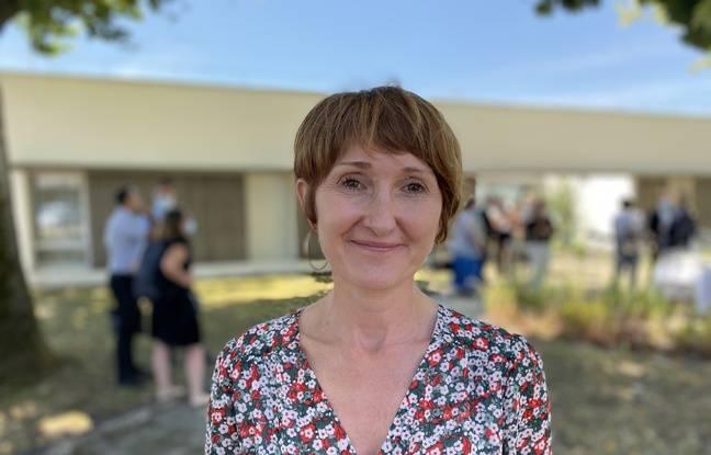 Agnès Lasheras Bauduin, praticien hospitalière au service d'hygiène hospitalière du CHU de Bordeaux
