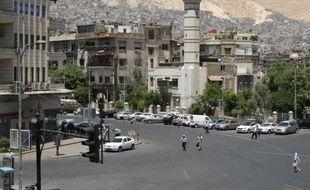 Les rebelles syriens ont annoncé le lancement d'une opération d'envergure contre les forces fidèles au régime, dans une nouvelle escalade du conflit qui a désormais atteint la capitale Damas, toujours en proie à des combats mardi.