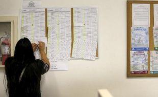 Les inscriptions hebdomadaires au chômage aux États-Unis ont reculé de façon inattendue pour la semaine close le 11 janvier, a indiqué jeudi le département du Travail à Washington.