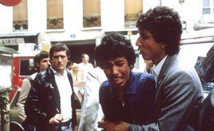 Photo d'archives de l'attentat de la rue des Rosiers