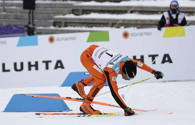 Gamelles et police: La folle épopée d'Adrian Solano pour arriver aux mondiaux de ski
