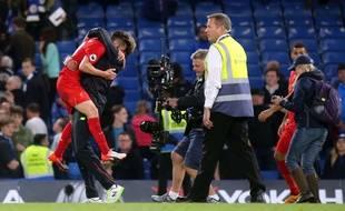 Jurgen Klopp après la victoire de Liverpool face à Chelsea