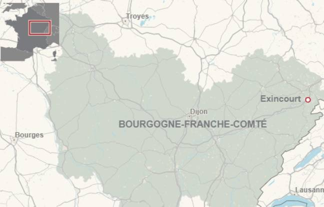 Exincourt (Doubs).