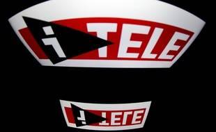 Le logo d'iTELE.