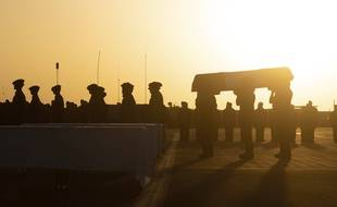 Lundi un hommage national sera rendu aux 13 soldats tués dans le crash