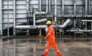 La centrale de gaz Afam VI à Port Harcourt le 29 septembre 2015