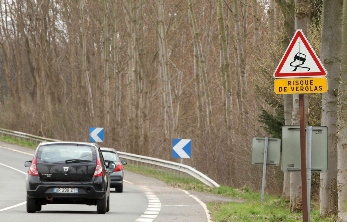 Illustration d'une route nationale. – M.LIBERT/20 MINUTES