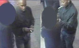 Photo d'un violeur en série présumé, diffusé par la PJ de Paris le 13 janvier 2012.