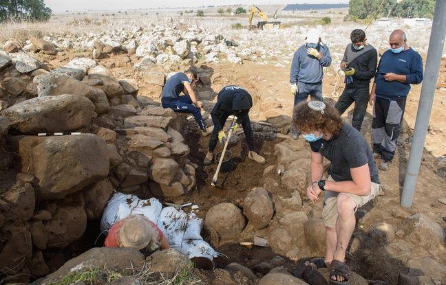 648x415 archeologistes trouve forteresse 3000 ans partie annexee israel plateau golan mercredi