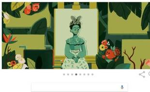 Google met à l'honneur 13 femmes ayant marqué l'histoire.