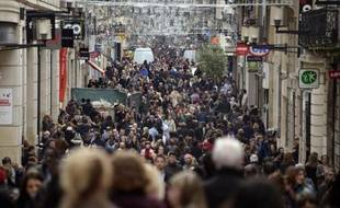 Au 1er janvier 2014, 66 millions d'habitants vivaient en France métropolitaine et dans les départements d'outre-mer, 280.000 de plus qu'un an auparavant (+0,4%), a précisé l'Institut national de la statistique.