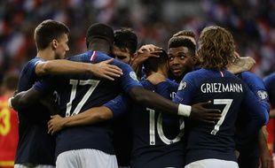 Les matchs de l'Equipe de France à l'Euro 2020 seront visibles sur TF1 et M6, et sur beIN Sports.