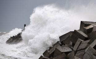 Un épisode de tempête est annoncé sur une partie de la France. Illustration.