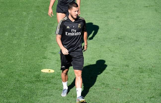 Real Madrid: Blessé à une cuisse à l'entraînement, Eden Hazard pourrait être absent trois à quatre semaines