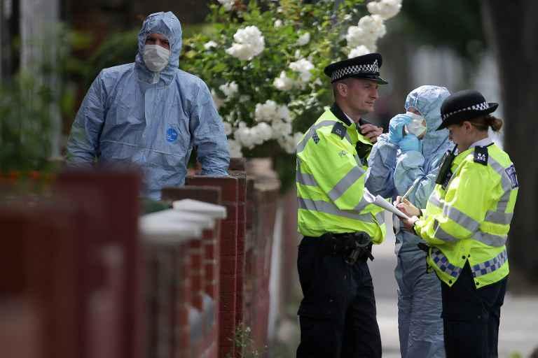 Le Royaume-Uni observe une minute de silence — Attentat de Londres