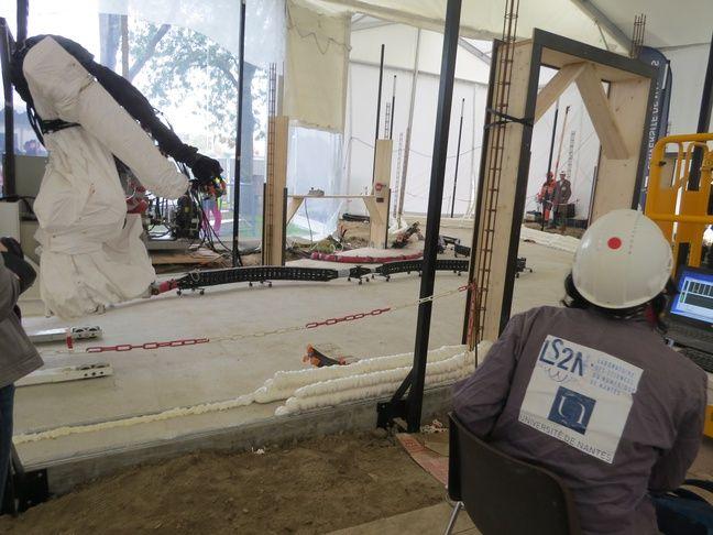 Une maison en 3D imprimée à Nantes