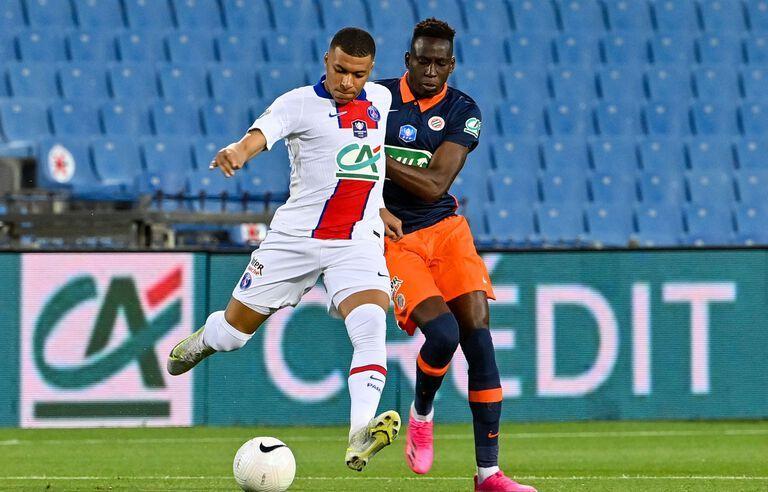 Montpellier-PSG: Paris s'est fait peur mais jouera sa 7e finale d'affilée  après sa victoire aux tirs au but...