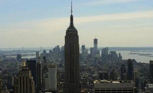 Le propriétaire de l'Empire State Building, le mythique gratte-ciel new-yorkais, a commencé son aventure en Bourse sur une note positive mercredi.