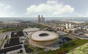 Le Lusail Stadium de Doha