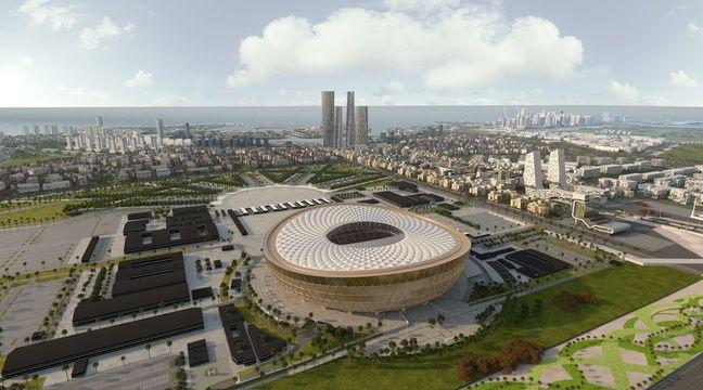 La soupe aux choux voici le stade de la finale de la coupe du monde 2022 au qatar - Stade coupe du monde 2022 ...
