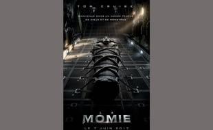 Affiche promotionnelle du film «La Momie»