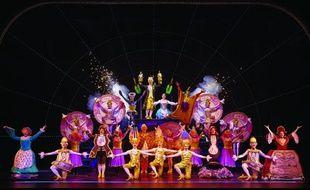 La Belle et la Bête au Théâtre Mogador, septembre 2013