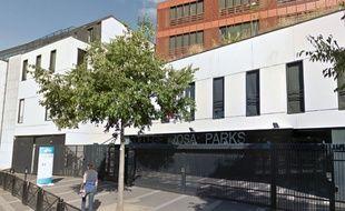 À Gentilly, le collège Rosa-Parks a été évacué après la découverte de deux bombes de la Seconde Guerre mondiale à proximité (Illustration).
