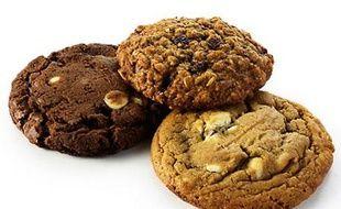 Des cookies.
