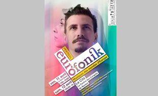 Affiche de l'édition 2014 d'Eurofonik.