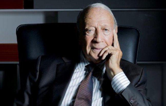 Henry Hermand, homme d'affaires et mentor d'Emmanuel Macron