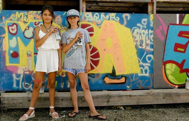 Festival international de graffiti sur la métropole bordelaise, le Shake Well attire chaque année une centaine de graffeurs de différentes nationalités.