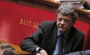 Jean-Louis Borloo, à l'Assemblée nationale, le 22 octobre 2013.