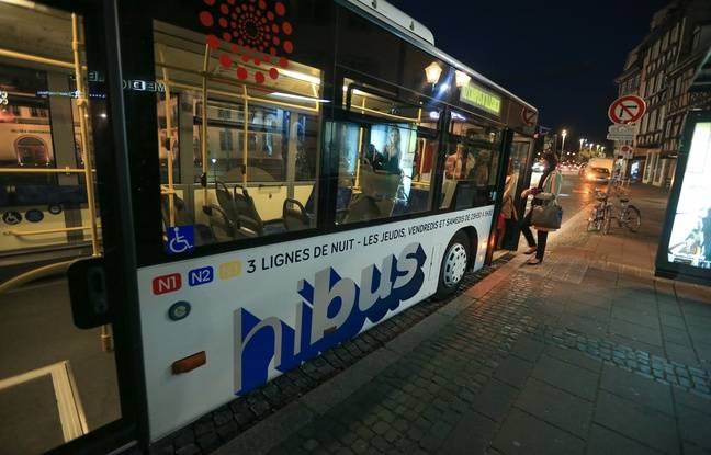 Strasbourg: Pour les femmes, l'arrêt à la demande expérimenté dans les bus la nuit pour lutter contre le harcèlement de rue