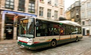 Le temps d'arrivée du prochain bus sera bientôt donné en temps réel.