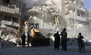 Les affrontements à Alep se poursuivent entre les forces de Damas et les rebelles.