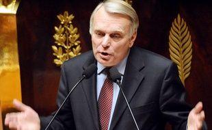 Jean-Marc Ayrault, à l'Assemblée nationale, le 1er avril 2008.