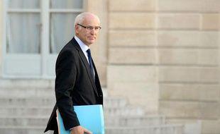 Le ministre délégué en charge des Affaires européennes, Thierry Repentin, le 23 octobre 2013
