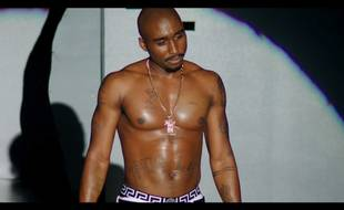 Extrait de All Eyez On Me, biopic sur Tupac.