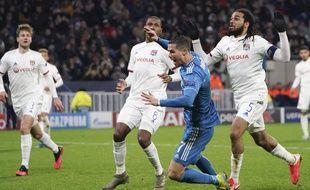 Cristiano Ronaldo estime qu'il aurait mérité un penalty après un léger contact avec Jason Denayer en pleine surface, à la 84e minute de jeu.