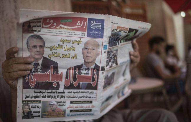 Présidentielle en Tunisie: Les candidats «antisystème» Kais Saied et Nabil Karoui qualifiés pour le second tour