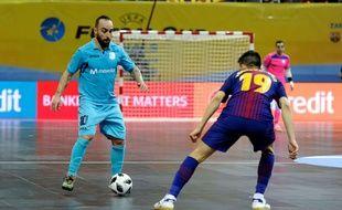 Ricardinho, le Messi du futsal