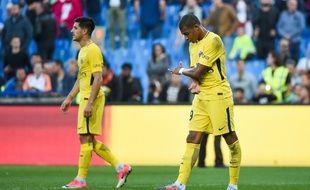 Mbappé et le PSG avaient concédé le nul à Montpellier sur une pelouse déplorable (0-0).